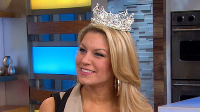 VIDEO: Mallory Hagan reveals what she felt the moment she heard her name announced as the winner.