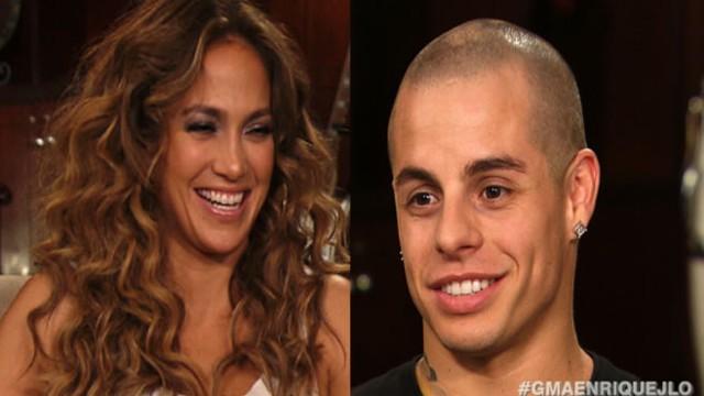 VIDEO: J-Lo and Casper Discuss Love Life, 2012 Tour
