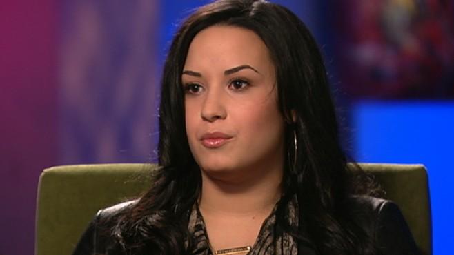 VIDEO: Demi Lovato Interview