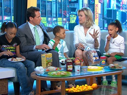 VIDEO: Healthy School Lunch Choices for Your Children