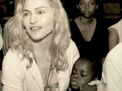 Malawi Allows Madonna Another Adoption