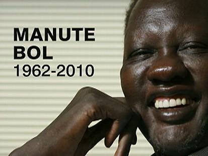 NBA Star Manute Bol Dies at 47