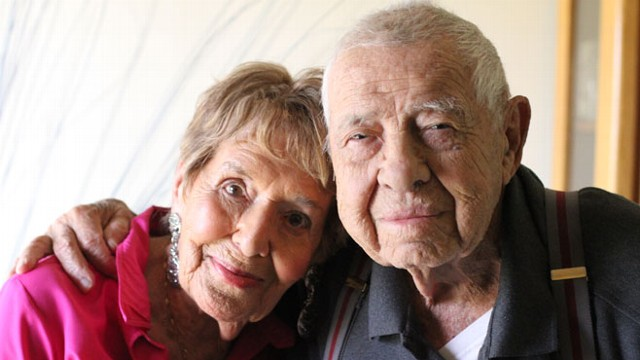 VIDEO: Meet the Oldest Newlyweds Ever