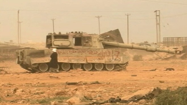 VIDEO: Residents plead for help in rebel-held cities attacked by Gadhafi forces.