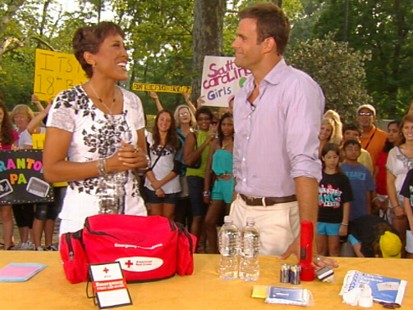 VIDEO: Cameron Mathison offers helpful summer safety tips for every parent.