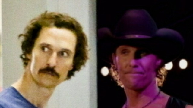 "VIDEO: Actor is playing an electrician diagnosed with AIDS in ""The Dallas Buyer's Club."""