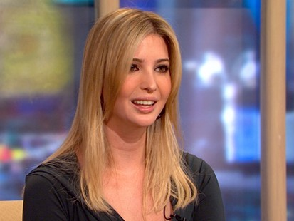 VIDEO: Ivanka Trump Takes On the Business World