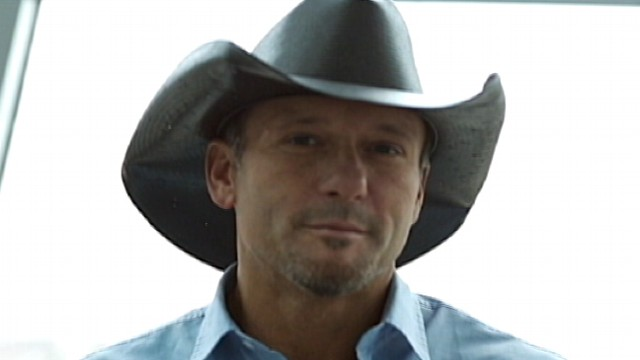 VIDEO: Tim McGraw on New Album and Super Bowl 2013