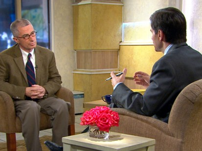 VIDEO: The former governor discusses the difficulty for gay youth to find acceptance.