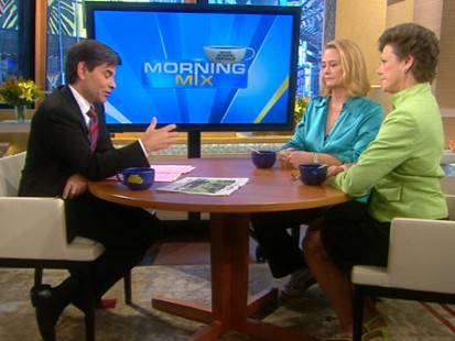 VIDEO: Cokie Roberts and Cybill Shepherd discuss the latest news headlines.