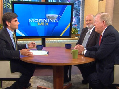 VIDEO: Lou Dobbs and Rob Reiner on Morning Mix