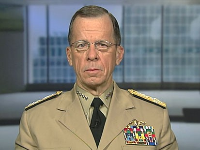 VIDEO: Adm. Mike Mullen addresses military options for dealing with piracy.