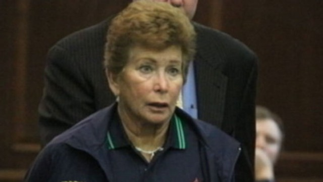 VIDEO: Lois Goodman is in a NYC jail awaiting extradition to California.