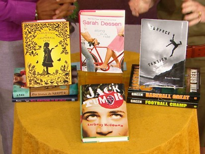 VIDEO: Summer Reading Books for Teens