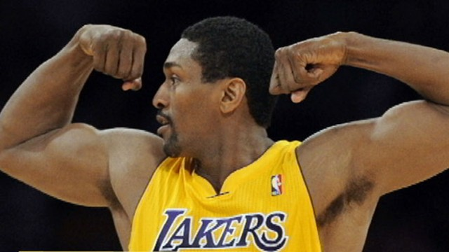 """VIDEO: """"Metta World Peace"""" is among several celebrities who are opting for unique names"""