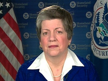 VIDEO: Janet Napolitano discusses how the government is dealing with the swine flu outbreak.