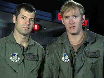 VIDEO: First National Guardsmen to reach the crash scene recount the rescue.