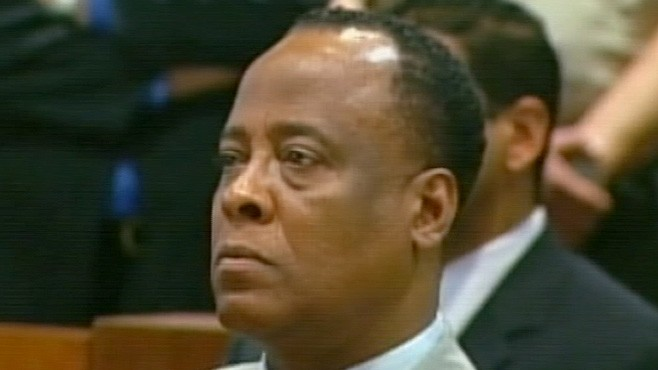 VIDEO: Conrad Murray