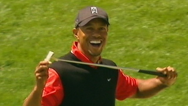 VIDEO: The golfers comeback is official after his win at the Arnold Palmer Invitational.
