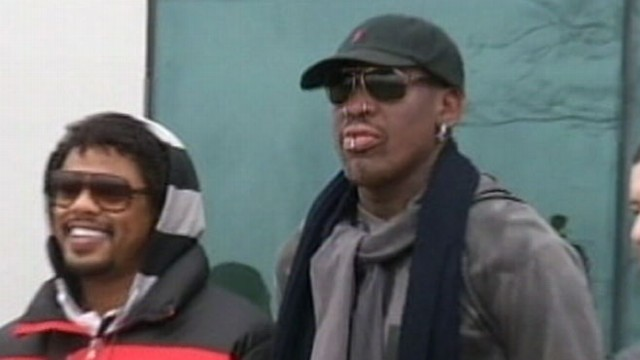 VIDEO: Dennis Rodman Plans New North Korean Trip