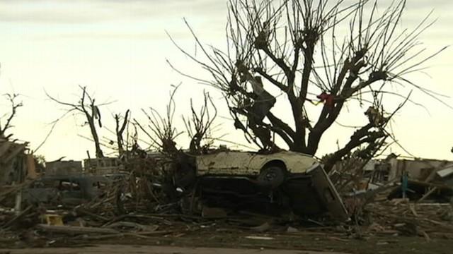 VIDEO: President Obama to Visit Tornado Hit Oklahoma