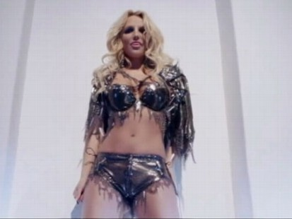VIDEO: Britney Spears Attempts to Reinvent Image