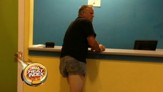 VIDEO: Dad Wears Short Shorts to Teach a Lesson