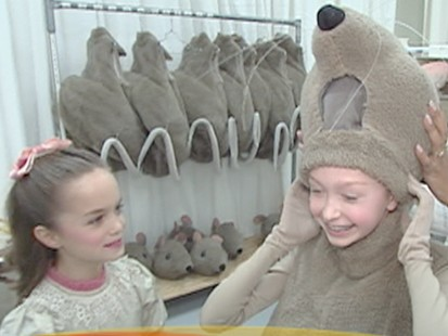 """VIDEO: Behind the Scenes of """"The Nutcracker"""""""