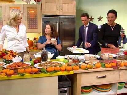 Recipes from Stephanie Odea