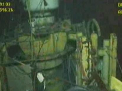 VIDEO: BP Continues Testing the Cap