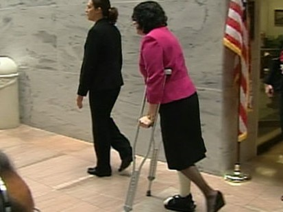 VIDEO: Medical contributor Dr. Marie Savard says broken bones may mean osteoporosis.