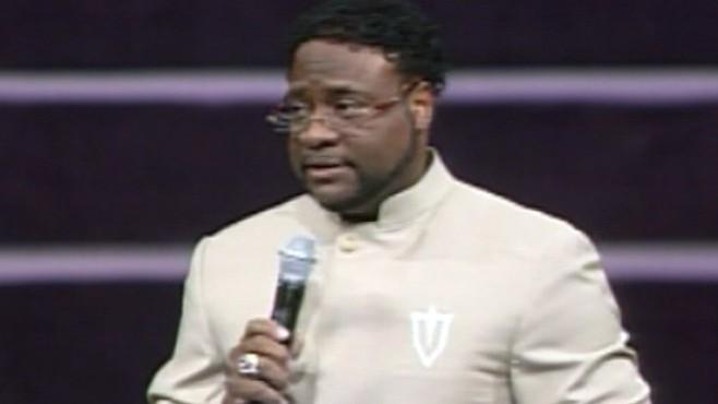 VIDEO: Bishop Eddie Long Disputes Sex Suits