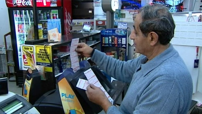 VIDEO: A seven-time jackpot winner claims he has it down to a science.