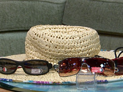 VIDEO: Dr. Oz explains how to protect your skin, hair and eyes from the sun.