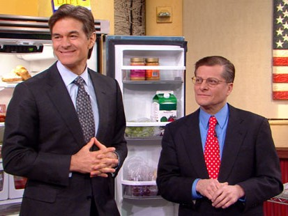 VIDEO: Drs. Mehmet Oz and Michael Roizen share their two-week diet plan.