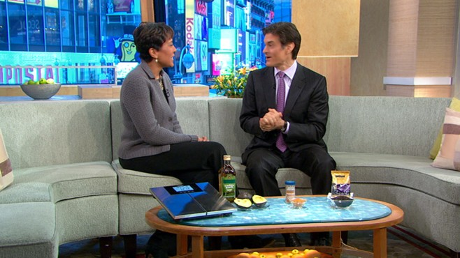 "VIDEO: Dr. Mehmet Oz challenges you to an 11-week ""Move it and Lose it"" fitness regime."