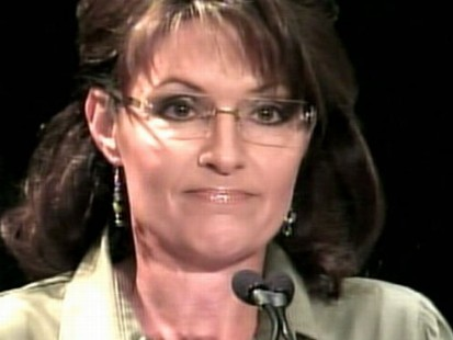 VIDEO: Palin Supports Arizonas Tough Immigration Law