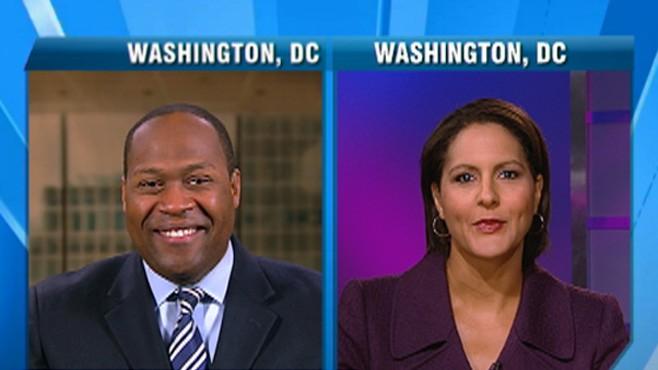 VIDEO: Robert Traynham and Karen Finney discuss Sarah Palins political future.