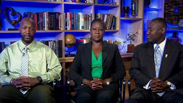 VIDEO: The parents of the teen who was shot and killed talk to Robin Roberts.