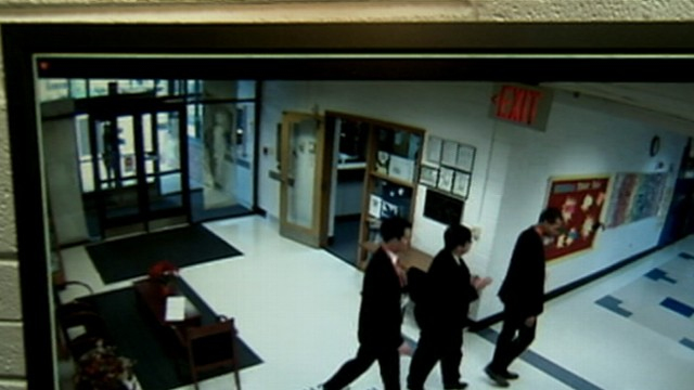 VIDEO: Alex Perez takes you inside one school sparing no expense for students safety.