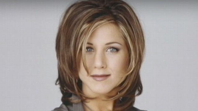 """VIDEO: """"Friends"""" star, who """"grew up with the worst hair,"""" reveals tips to avoid bad hair days."""