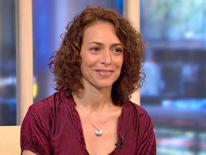 "VIDEO: Julie Metz discusses her book, ""Perfection: A Memoir of Betrayal and Renewal."""