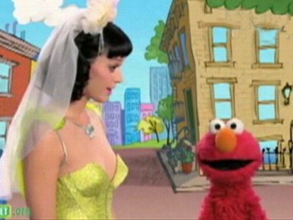 VIDEO: Katy Perrys Sesame Street cameo is canceled due to a backlash from parents.