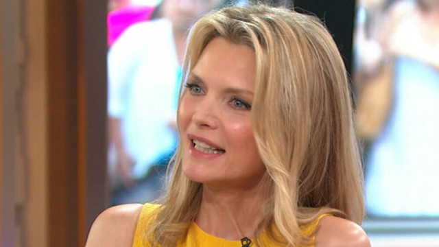 michelle pfeiffer interview on her latest movie people
