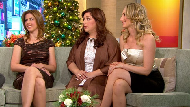 """VIDEO: """"Christmas in Harmony"""" is the best-selling female groups first holiday album."""
