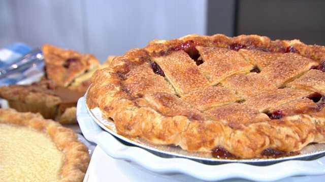 VIDEO: Emily and Melissa of Brooklyn, N.Y., put a delicious twist on an American classic.