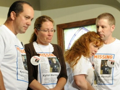 VIDEO: Kyron Hormans Dad Files for Divorce