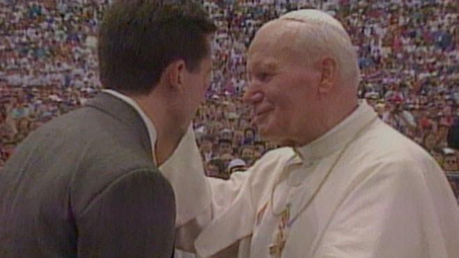 VIDEO: Becoming a Saint