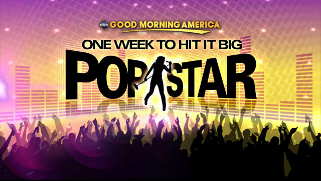 "PHOTO: Can you pluck a teenage girl from a mall and make her an instant pop star? ""Good Morning America"" wants to find out."