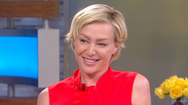 VIDEO: Portia de Rossi discusses the highly anticipated return of the comedy to be released on Netflix.